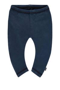 IMPS&ELFS baby skinny broek Ardrishaig met biologisch katoen indigo blauw, Indigo blauw