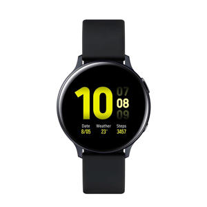 WATCH ACTIVE 2 44mm Aluminium smartwatch (zwart)