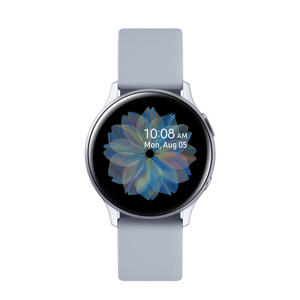 Galaxy Watch Active 2 40mm aluminium smartwatch (Zilver)