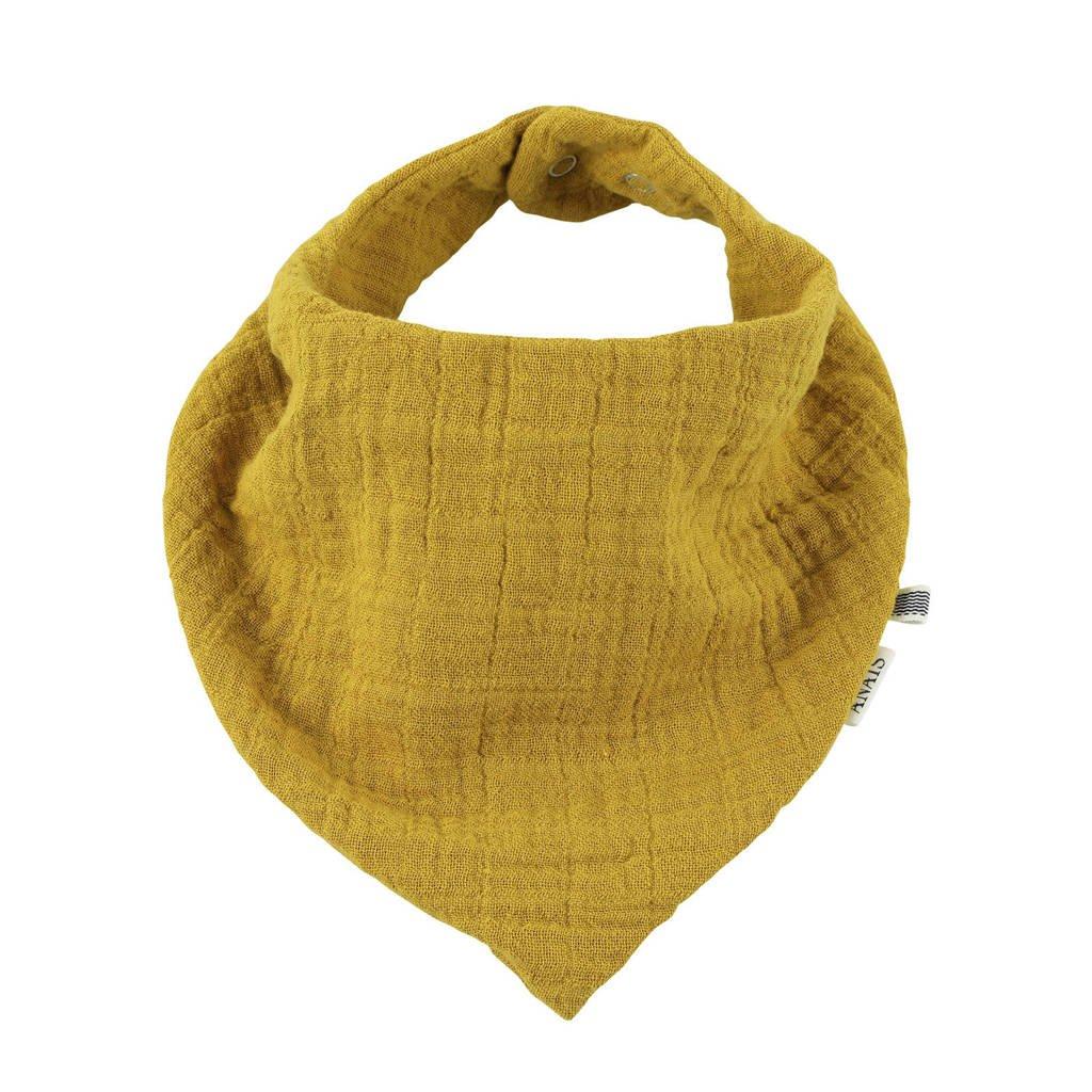 Les Rêves d'Anaïs bandana slab bliss mustard, Bliss Mustard