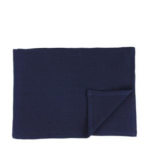 hydrofiele doeken 110x110 cm (2 stuks) bliss blue