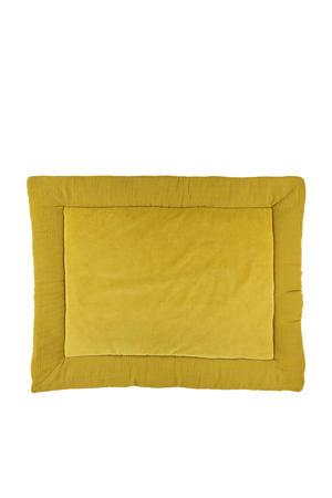 boxkleed 75x95 cm bliss mustard