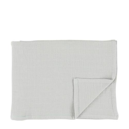 Les Rêves d'Anaïs hydrofiele doeken 110x110 cm (2 stuks) bliss grey