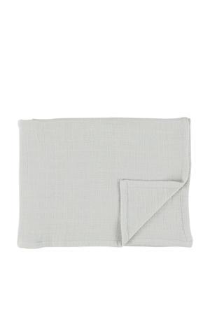 hydrofiele doeken 110x110 cm (2 stuks) bliss grey