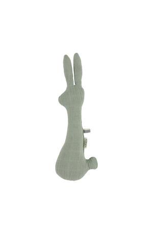 konijn rammelaar bliss olive