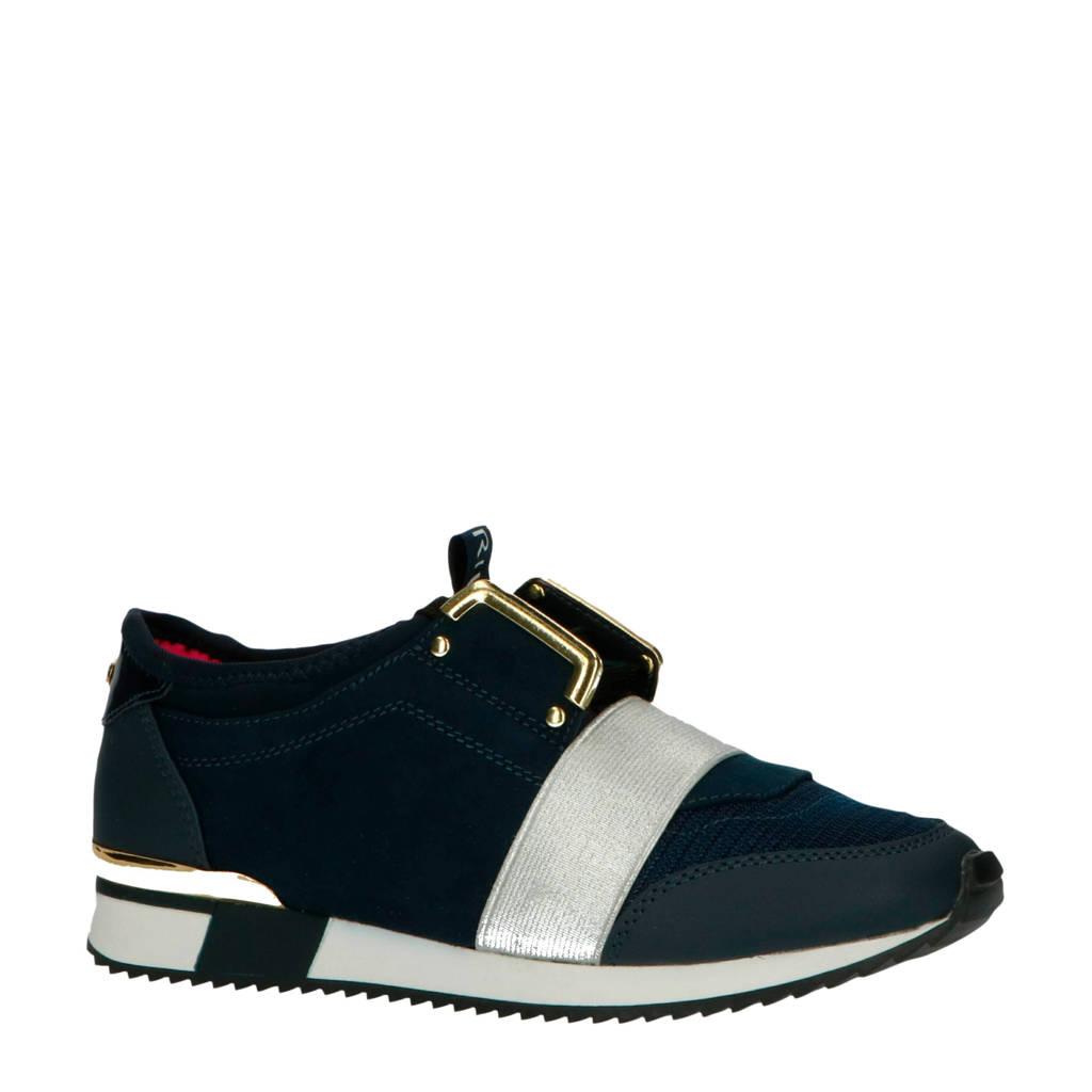 River Island   sneakers blauw, Blauw