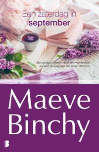 Een zaterdag in september - Maeve Binchy