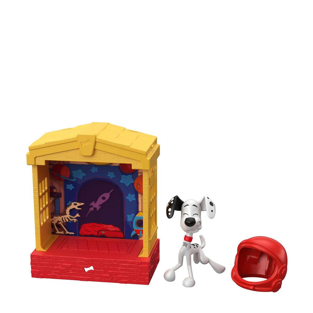 Mattel  101 Dalmatian hondenhok Dylan