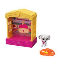 Mattel  101 Dalmatian hondenhok Dallas