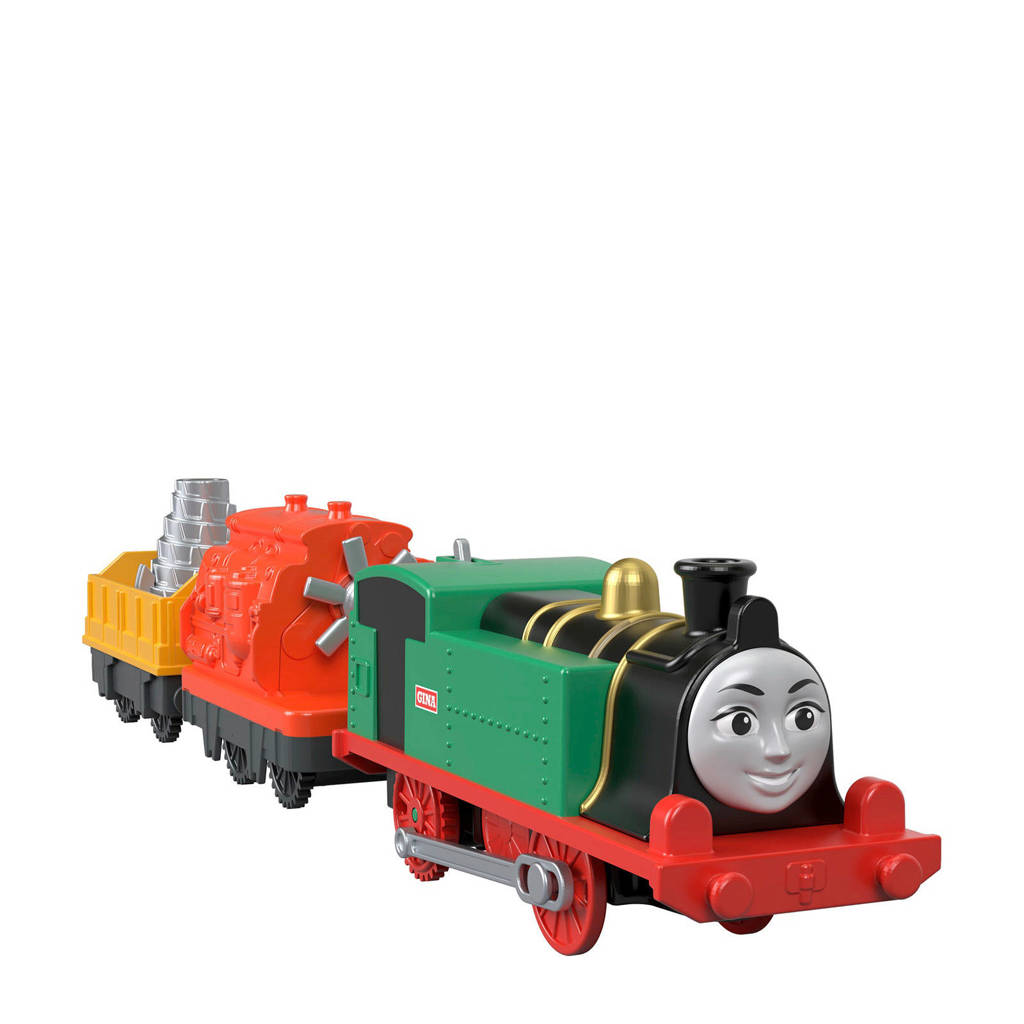 Thomas & Friends  TrackMaster gemotoriseerde Gina