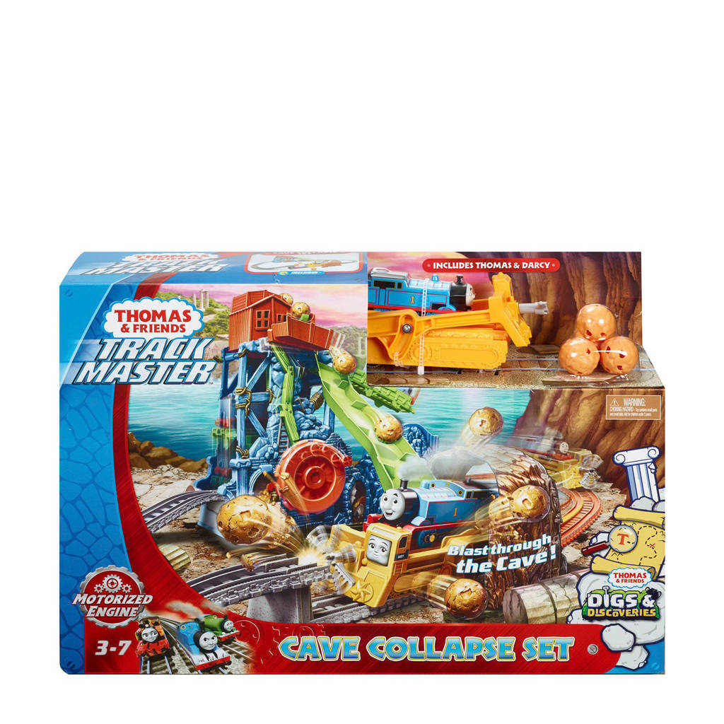 Thomas & Friends  TrackMaster grotinstorting speelset