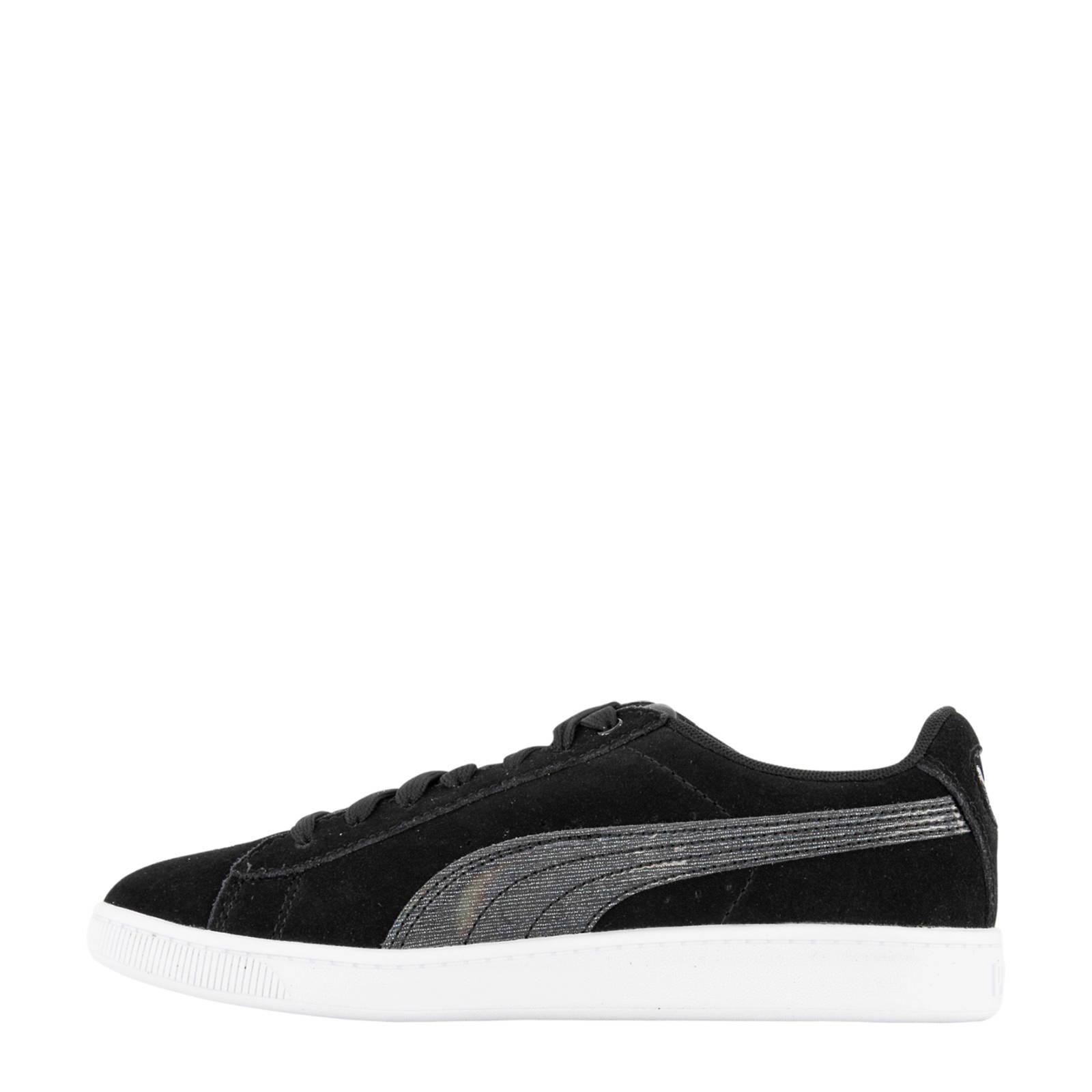 Puma Vikky v2 sneakers zwart | wehkamp