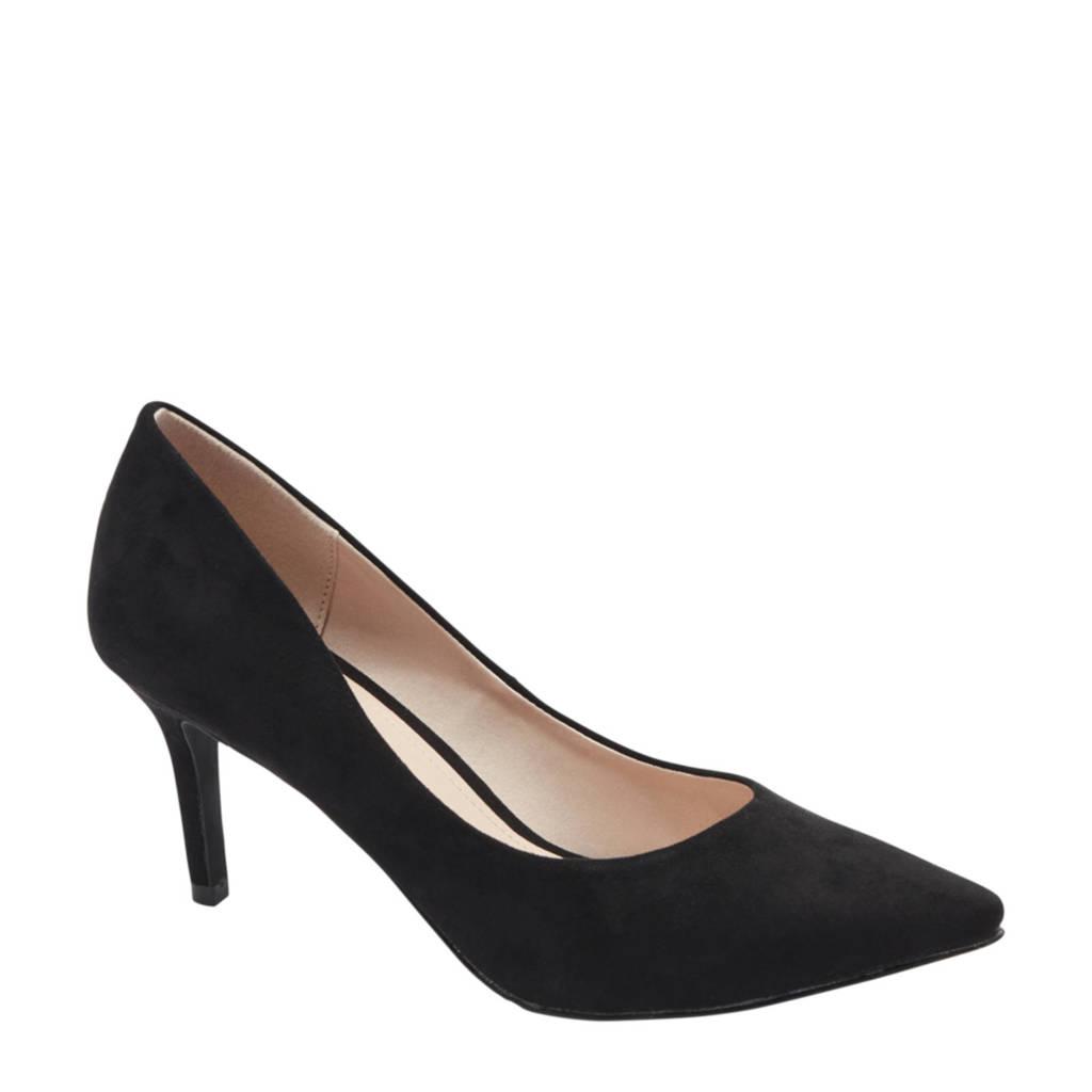 Graceland   pumps zwart, Zwart