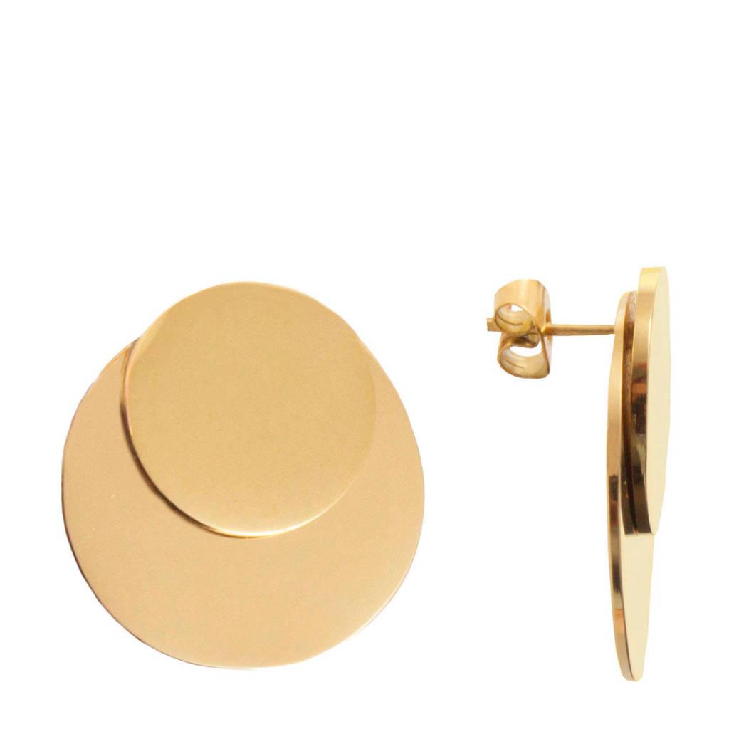 Bandhu oorbellen goud, Goud