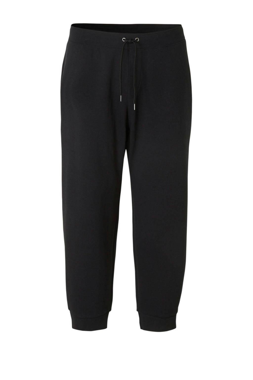 POLO Ralph Lauren Big & Tall +size regular fit joggingbroek zwart, Zwart