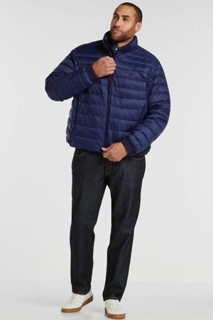 +size jack donkerblauw