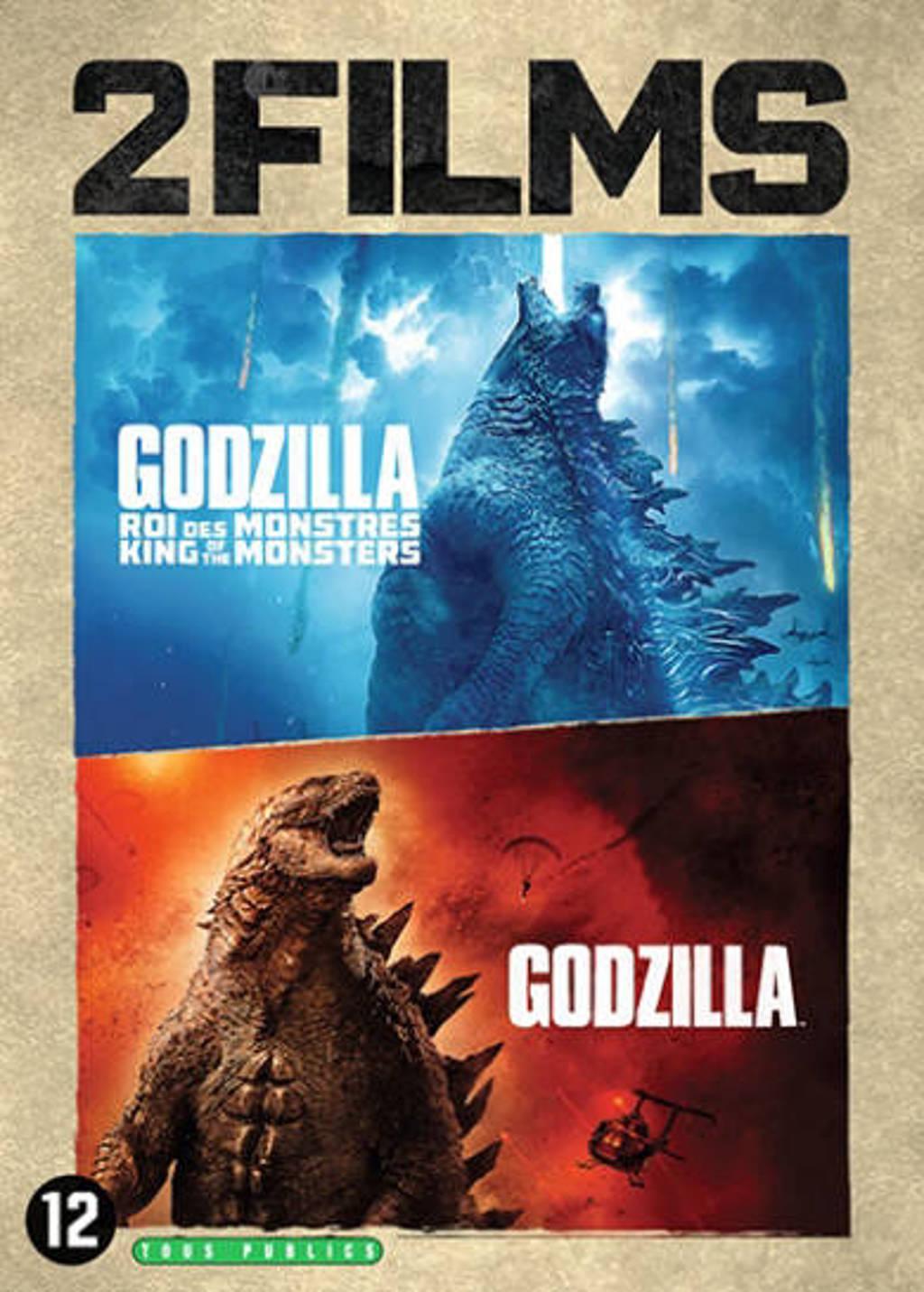 Godzilla 1 + Godzilla 2 (DVD)