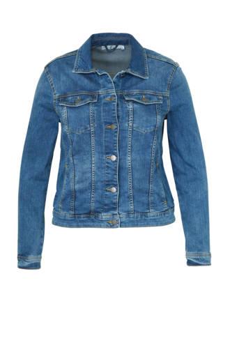 XL Clockhouse spijkerjasje blauw