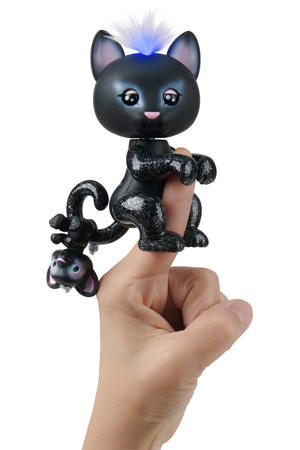 Fingerlings baby panter - Allec en Ronni