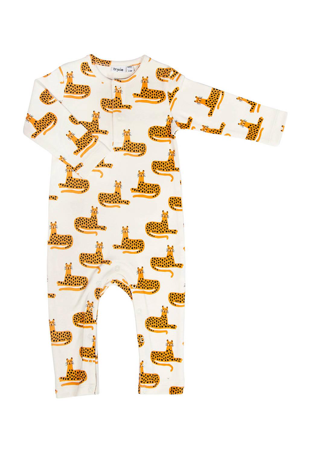 Trixie baby boxpak met all over print cheetah, Cheetah