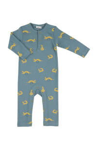 Trixie baby boxpak met all over print whippy weasel, Whippy Weasel