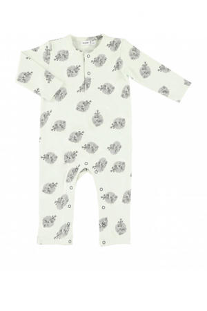 baby boxpak met all over print blowfish