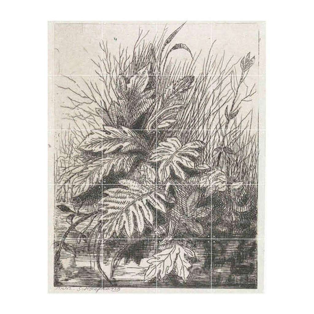 IXXI wanddecoratie Rijksmuseum (100x80 cm)