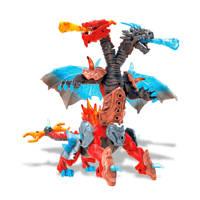 Fisher-Price Mega Bloks  Fisher-Price Mega Construx 2-in-1 fusion beast