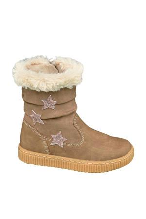 warmgevoerde laarzen bruin
