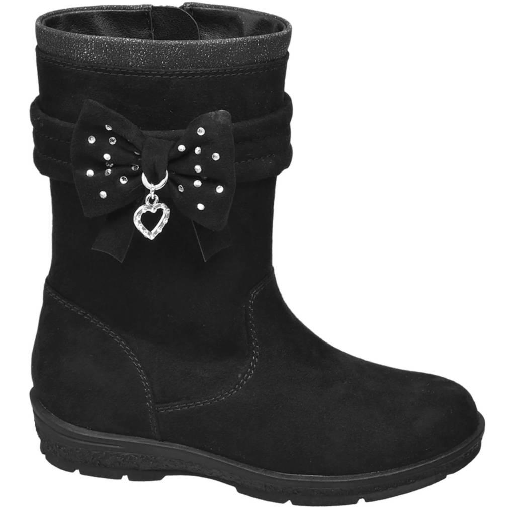 Cupcake Couture   laarzen zwart, Zwart