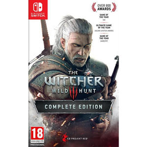 Witcher3 - Wild hunt (Complete edition) (Nintendo Switch)