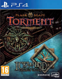 Planescape Torment + Icewind Dale (Enhanced edition) (PlayStation 4)