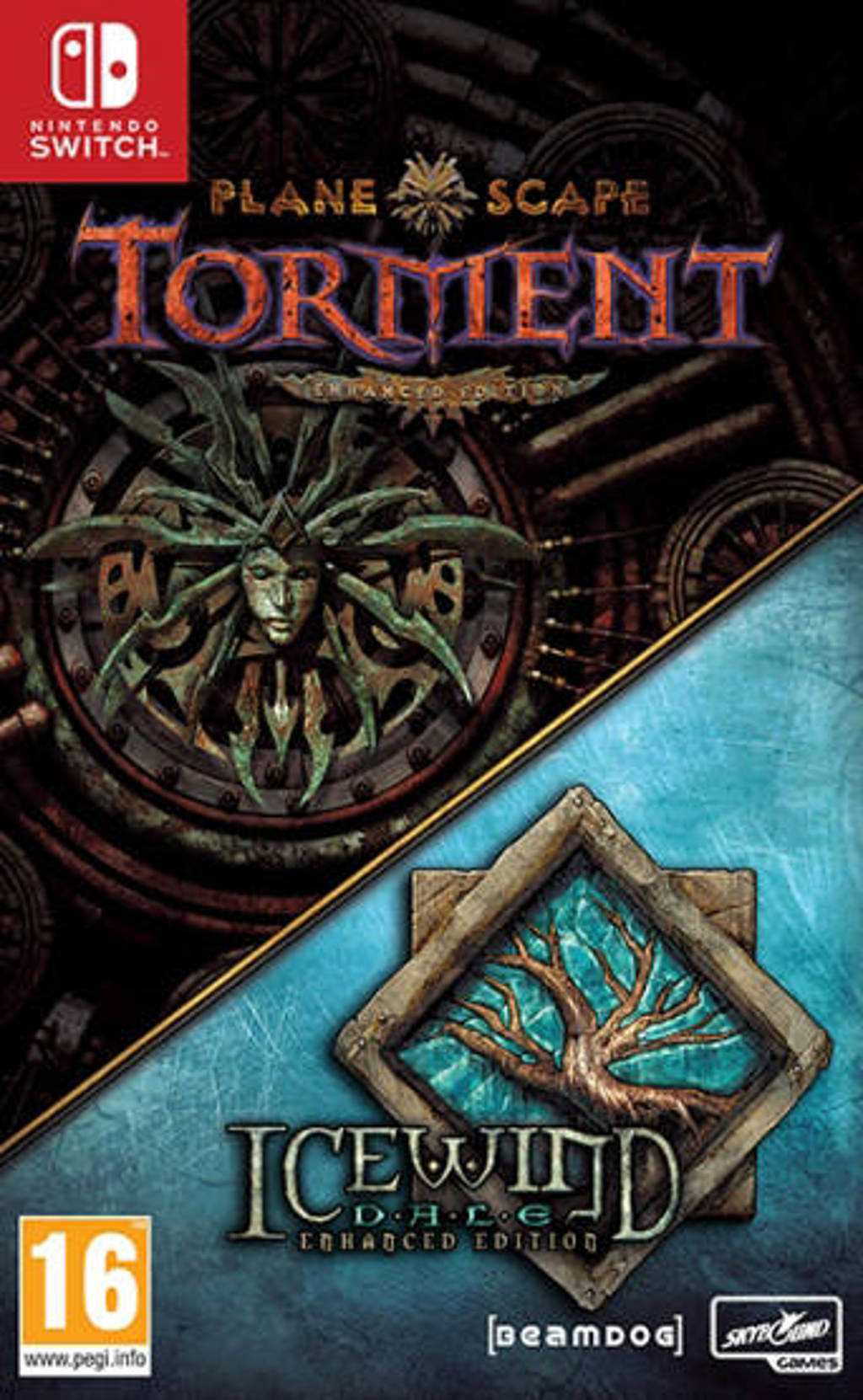 Planescape Torment + Icewind Dale (Enhanced edition) (Nintendo Switch)