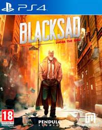 Blacksad - Under the skin (Limited edition) (PlayStation 4)