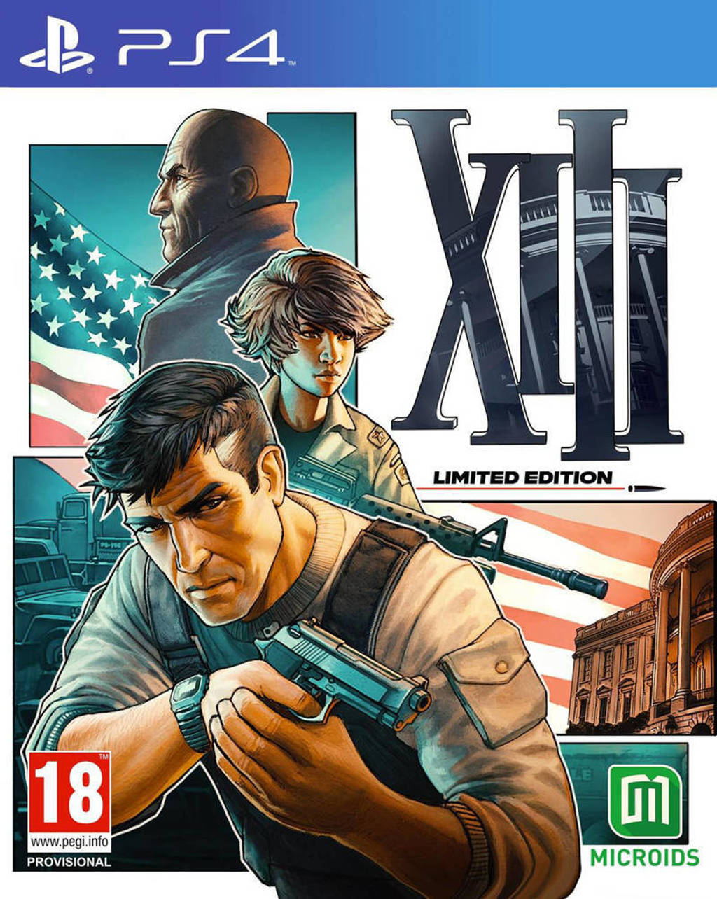 XIII (Limited edition) (PlayStation 4)
