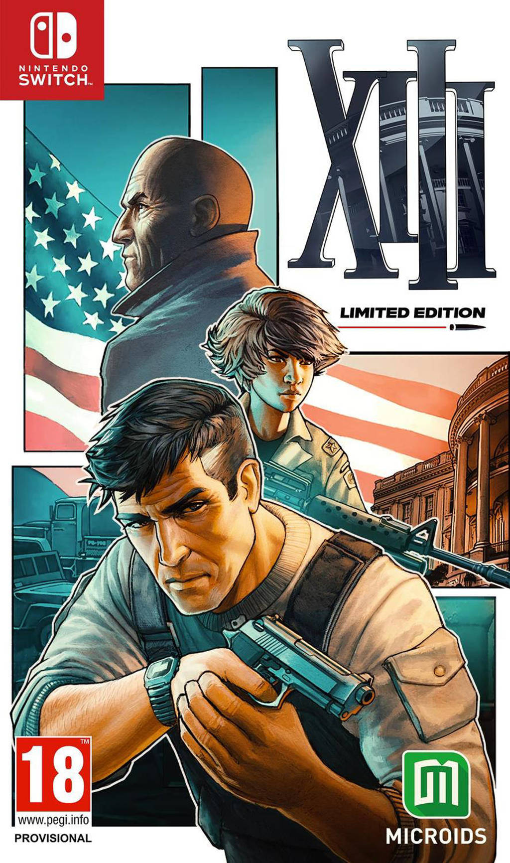 XIII (Limited edition) (Nintendo Switch)