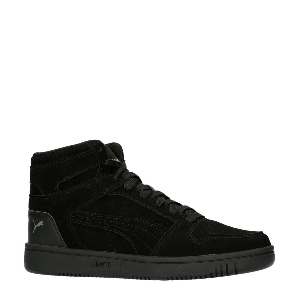 Puma Rebound LayUp Full SD sneakers zwart, Zwart