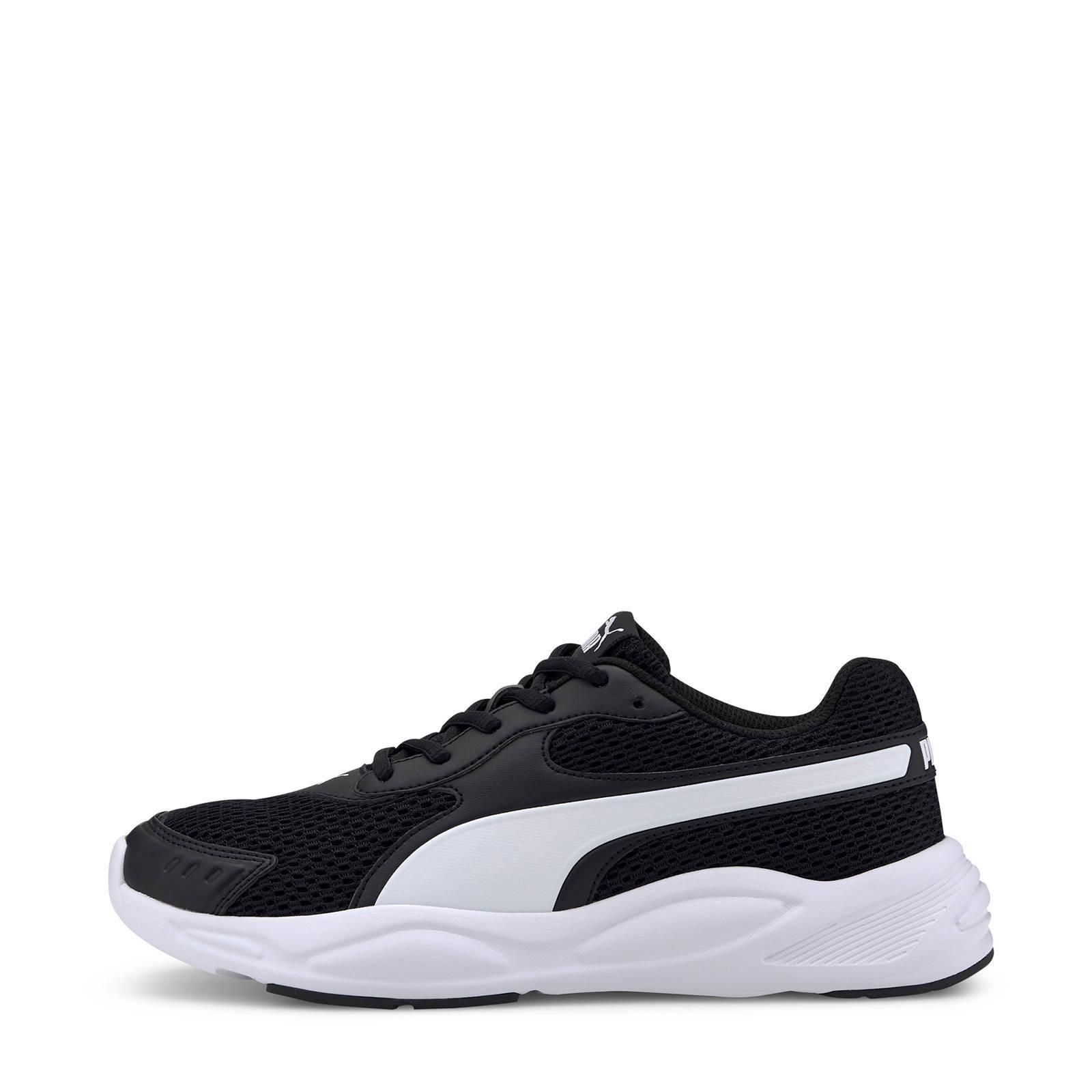 Puma 90s Runner sneakers zwartwit | wehkamp