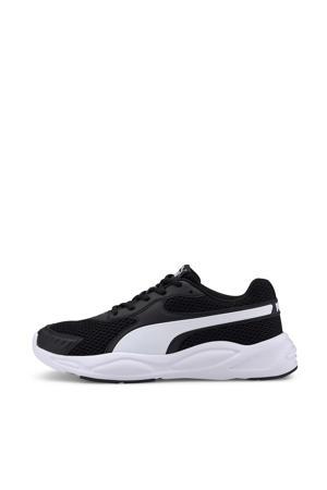 90s Runner  sneakers zwart/wit