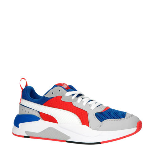 Puma X-Ray sneakers kobaltblauw/wit/rood