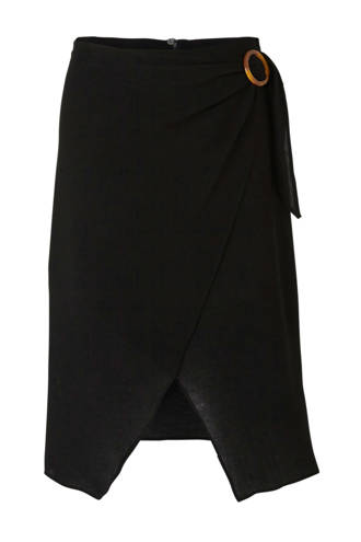 XL Yessica rok zwart