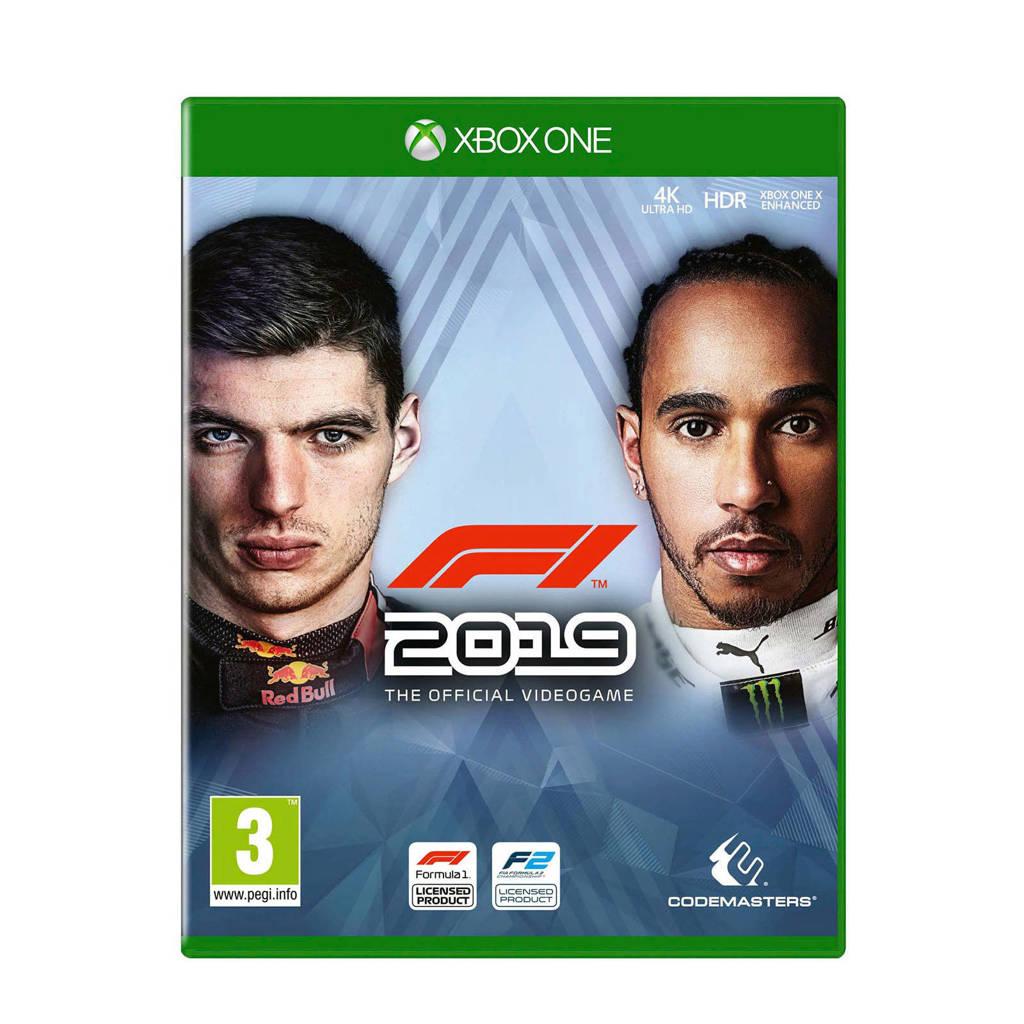 F1 2019 (Xbox One), N.v.t.