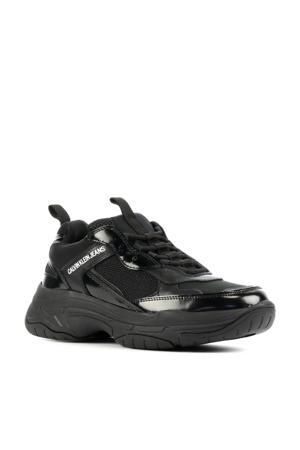 Maya chunky sneakers zwart