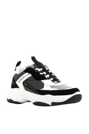 Maya chunky sneakers zwart/wit