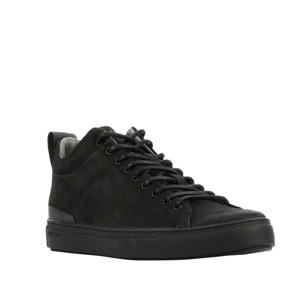 SG19 nubuck sneakers zwart