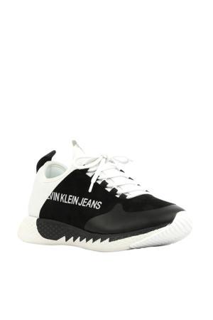 Adamina sneakers zwart/wit