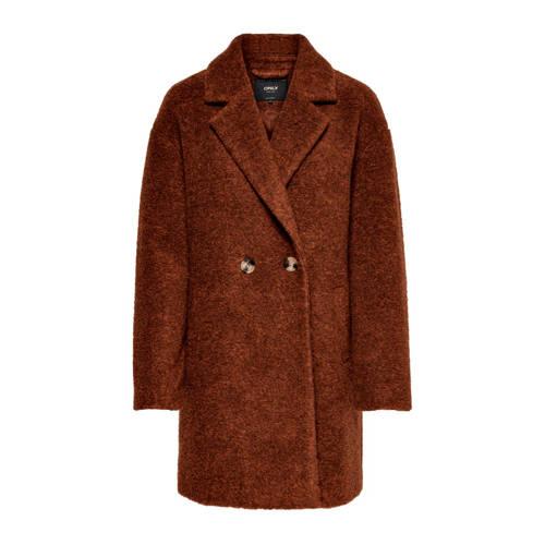 ONLY coat bruin