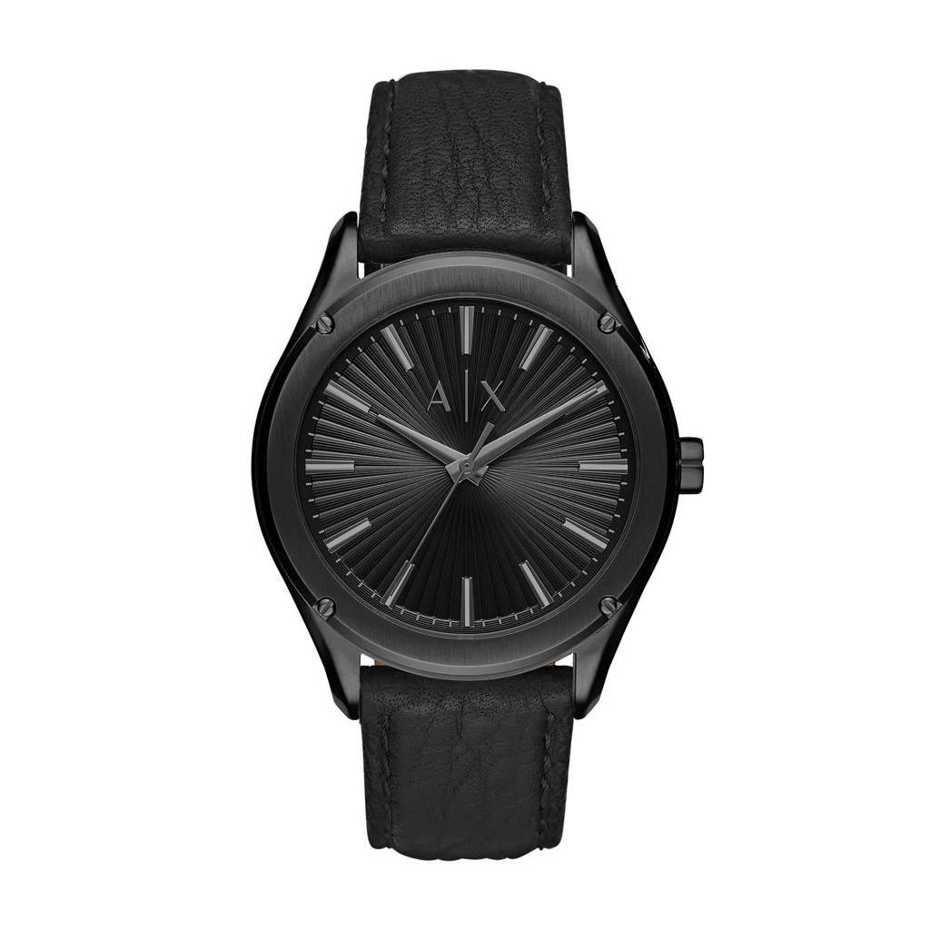 Armani Exchange horloge Fitz AX2805, Zwart