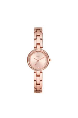 horloge NY2826 rosé goud