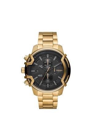 horloge Griffed DZ4522 goudkleur